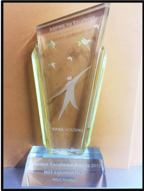 """ASPIRE for Excellence - Business Excellence Award"" 2012"